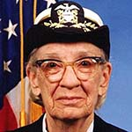 Grace Hopper<br /><span>Informatikerin und Computerpionierin</span>